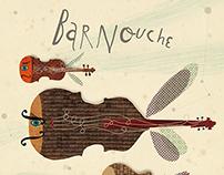 BARNOUCHE - ALBUM COVER