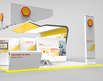 Shell Expo Stand 2014