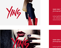 Ying Photography (Personal Branding)