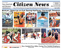 Editorial Work / Layout Design (Citizen News 2011-14)
