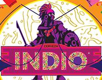 Etiqueta Indio 120 Aniversario - Propuesta
