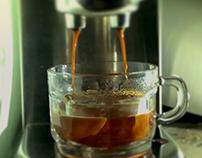 القهوة الشغف القديم