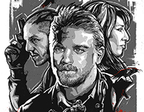 'The Reaper Calls' A Tribute to Sons of Anarchy