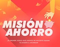 Tab Misión Ahorro - Coopeuch