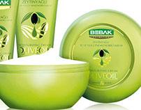 Zeytinyağlı Krem Serisi (Olive Oil Cream)