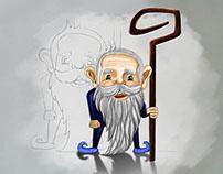 Ilustração - O Mago dos Magos