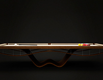 Concept Billiards Table
