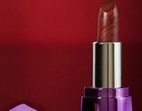 lipstick product shot