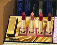 Lipstick Queen Ulta Fall 2014 custom merchandising