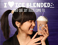 Coffee Bean-I heart Ice Blended