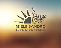 Miele Sandro - Logo & Website