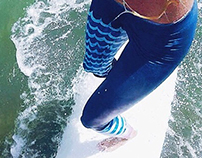 Wave Rider Surf Legging