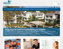 Energy Upgrade California Multifamily Website