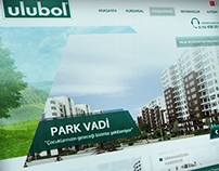 Ulubol Construction / Ulubol İnşaat Web Design