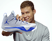 Blake Griffin Shoe Launch for Jordan.
