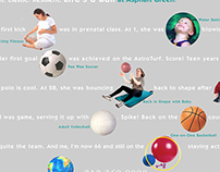 Asphalt Green Program and Membership Ad