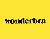 Wonderbra copy ad.