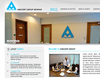 Amcorp Group Corporate Website