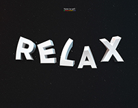 Relax HD Wallpaper