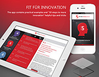 Fit Für Innovation app