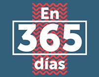 En 365 días