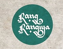 Rang Rangiya - Music Video