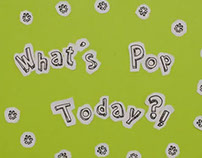 What's pop Today?