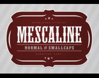 XXII MESCALINE - Font