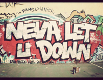 "Creestal ""Neva let U down"""