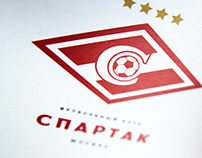 "FC ""SPARTAK"" Moscow. Brand book. Part I."