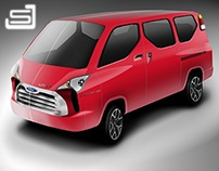Ford Concept van (UTES)