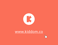 Kiddom Website