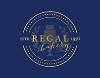 Regal Bakery- for sale! www.One-Giraphe.com
