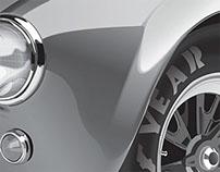 1965 Shelby Cobra | Vector