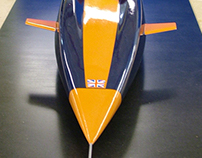 Bloodhound SSC press-release model