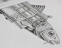 Tattoo. Work in progress.