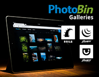 PhotoBin Galleries