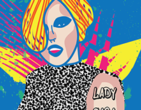 Lady Gaga Fan-art