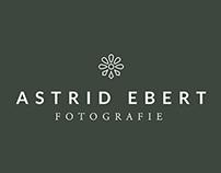 Astrid Ebert Fotografie, Logo