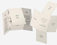 Jennifer G., Hochzeitskarten