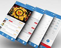 Modern Dinning! Mobile App for Andriod & Ios