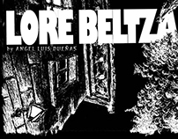 LORE BELTZAK - Book-Script Project. For graphic novel.