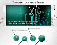 Kaspersky Lab Nerve Center