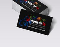 Ai Mouraria graphic identity