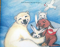 Nanuaraq 2 - childrens learning book