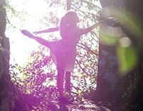Bailarina sem pontas