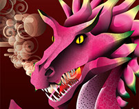 Dragon Fruit Dragon