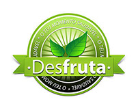 IDENTIDADE VISUAL | brand DESFRUTA