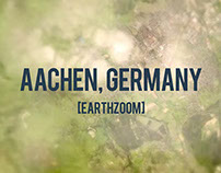 AACHEN, GERMANY [EARTHZOOM], Animation