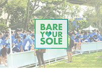 Bare Your Sole 2014